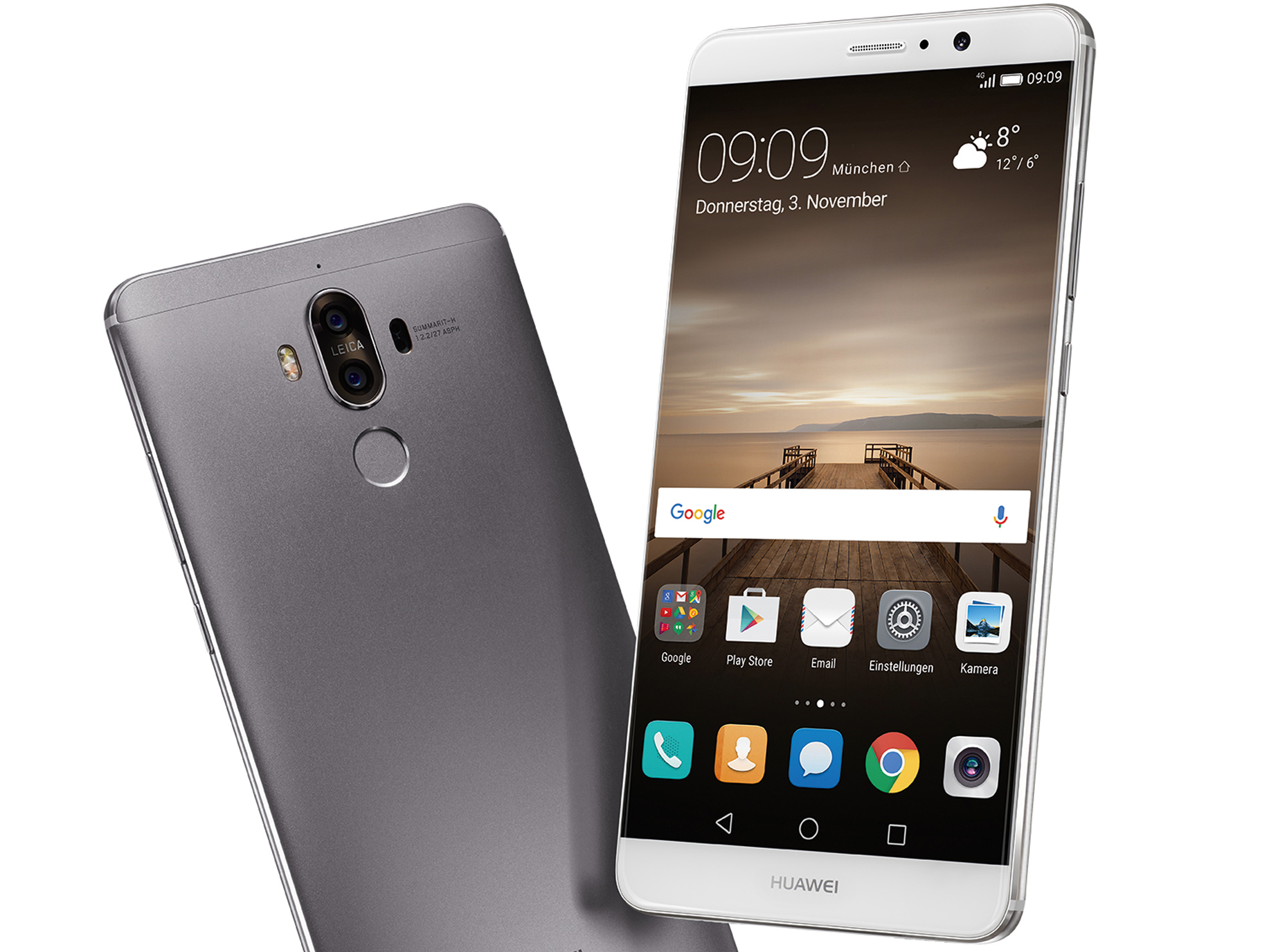 Test Huawei Mate 9 Phablet