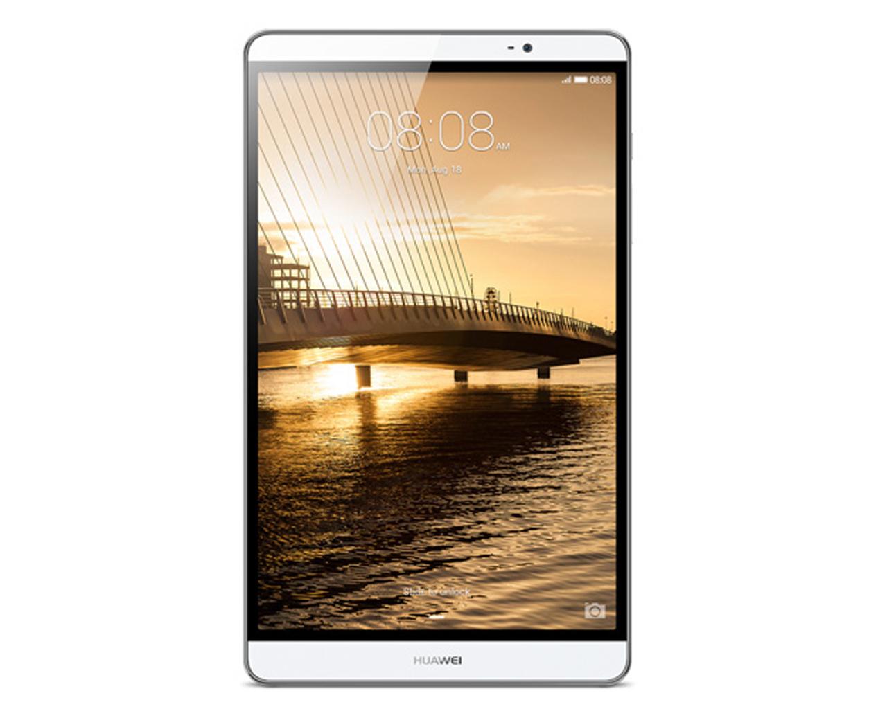 Test Huawei MediaPad M2 Tablet