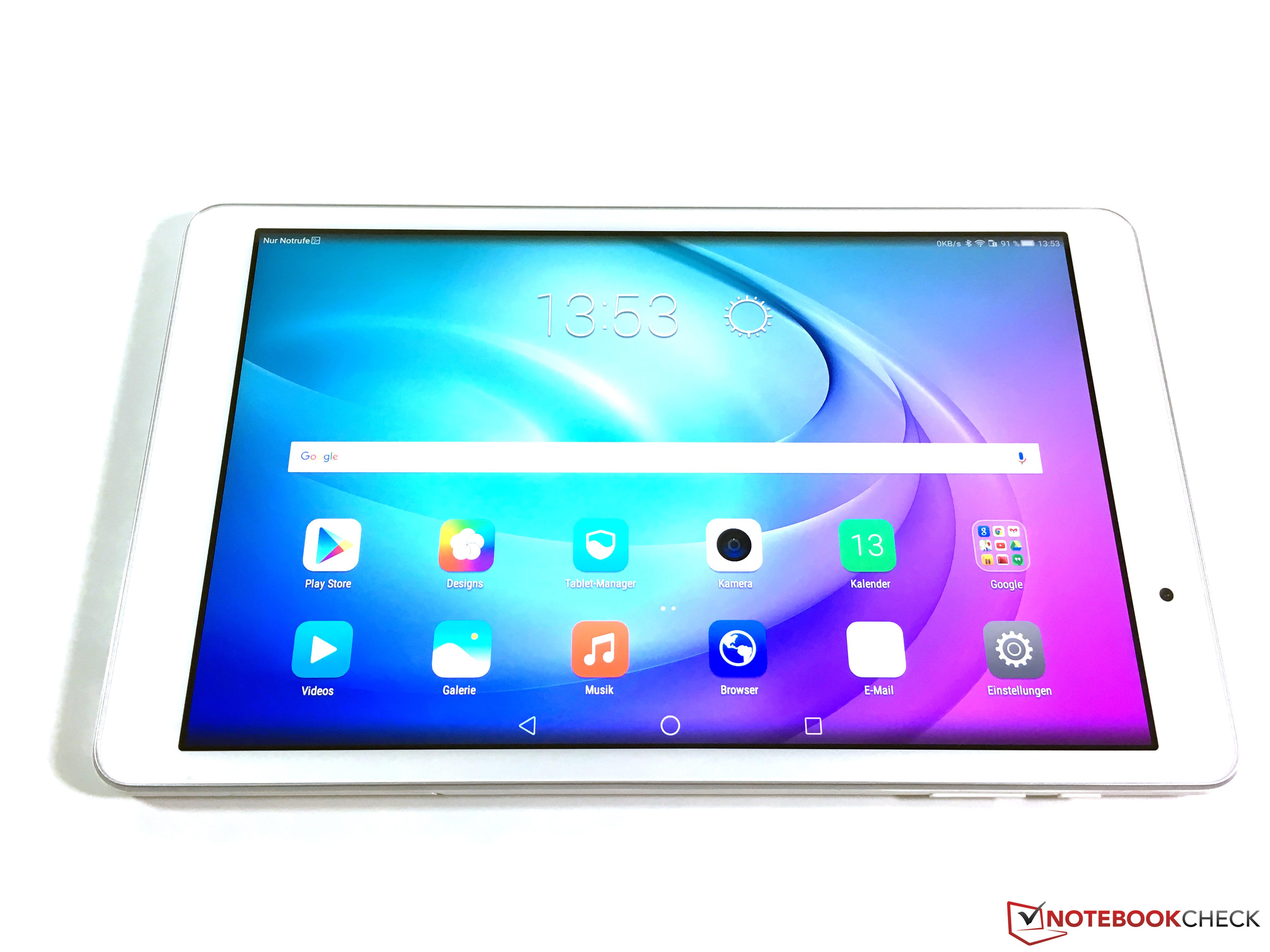 Test Huawei MediaPad T2 10.0 Pro Tablet