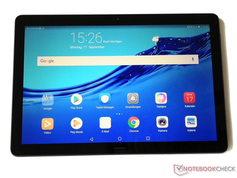 32d68bd2d4198 Test Huawei MediaPad T5 (10