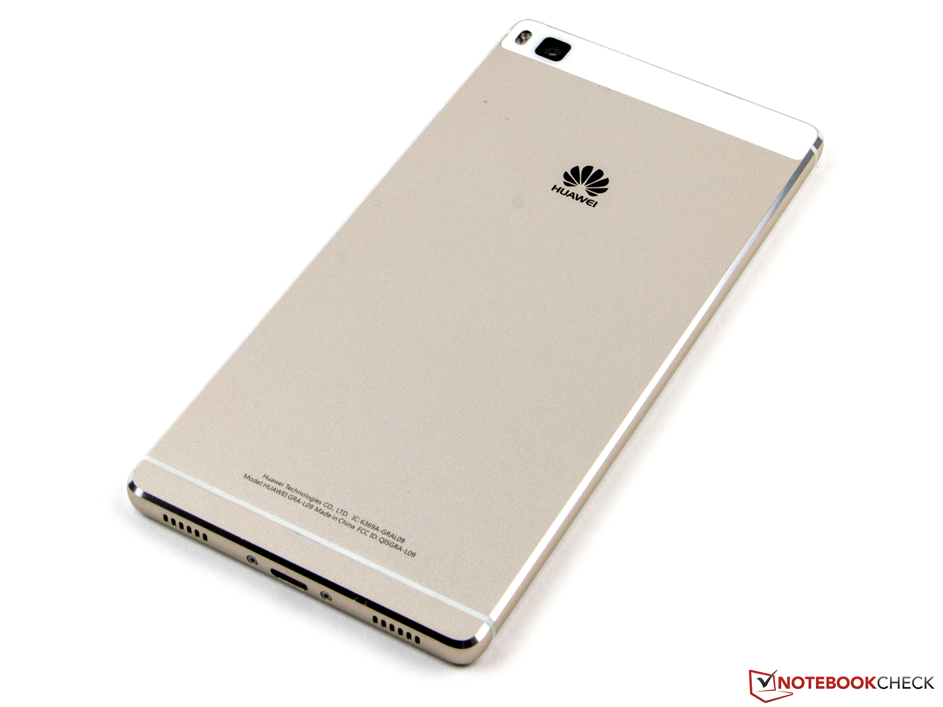 Test Huawei P8 Smartphone