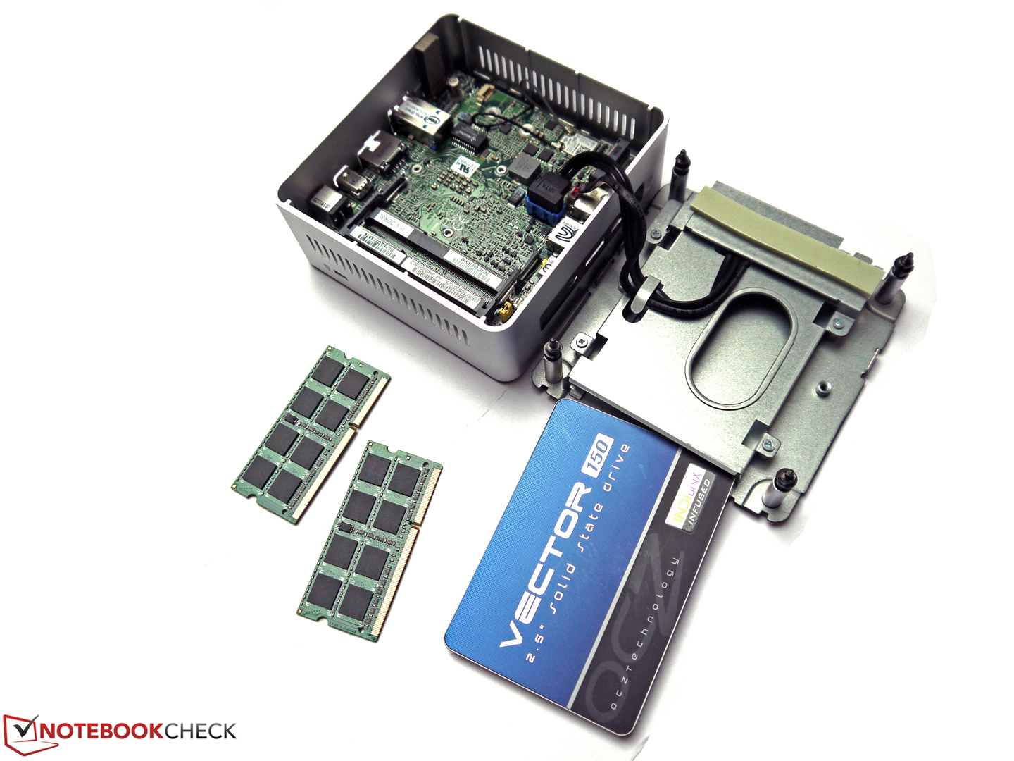 Test Intel Nuc 5i5ryh Mini Pc Notebookcheck Com Tests