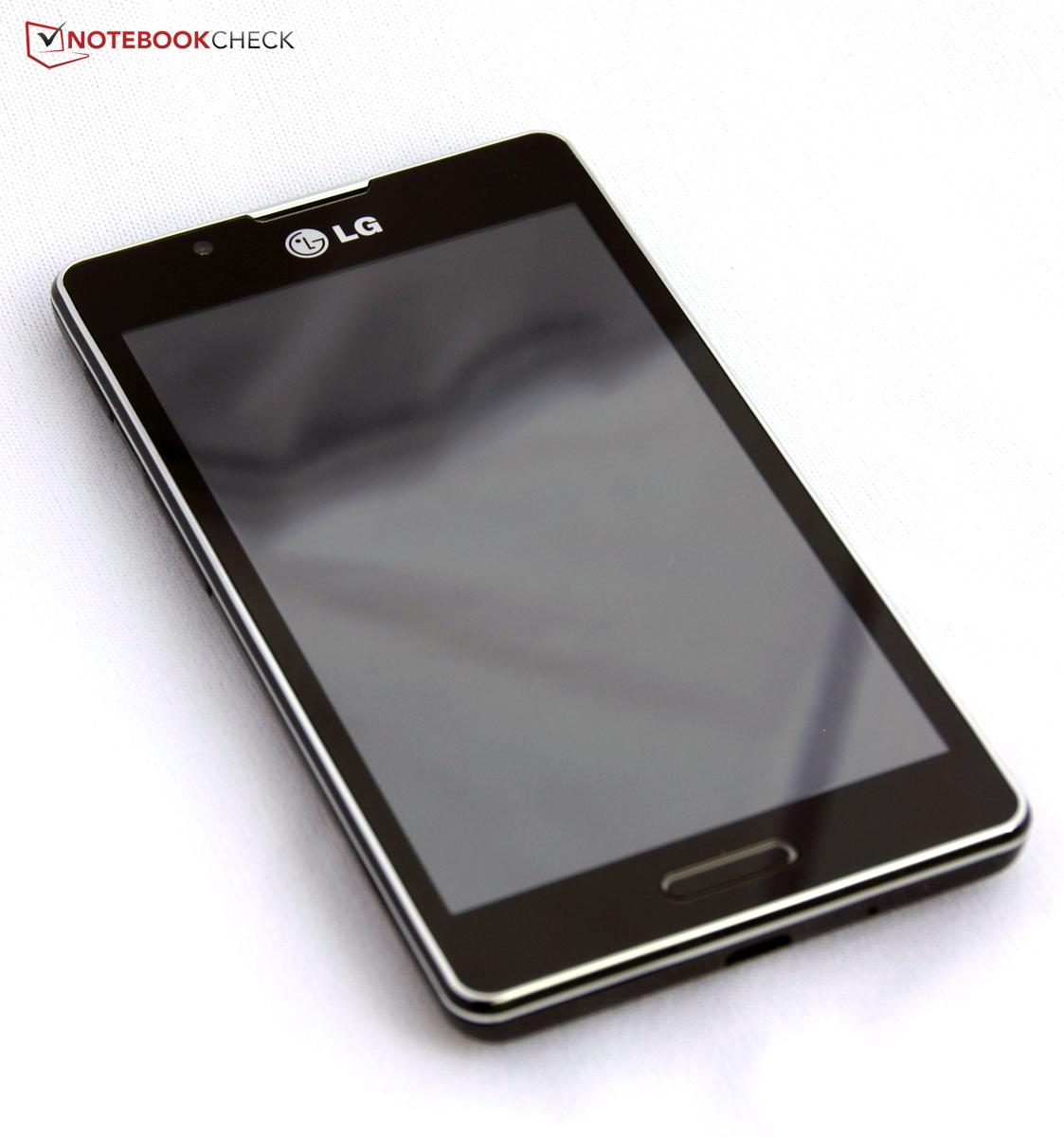Test LG P710 Optimus L7 II Smartphone - Notebookcheck.com ... | 1123 x 1200 jpeg 652kB