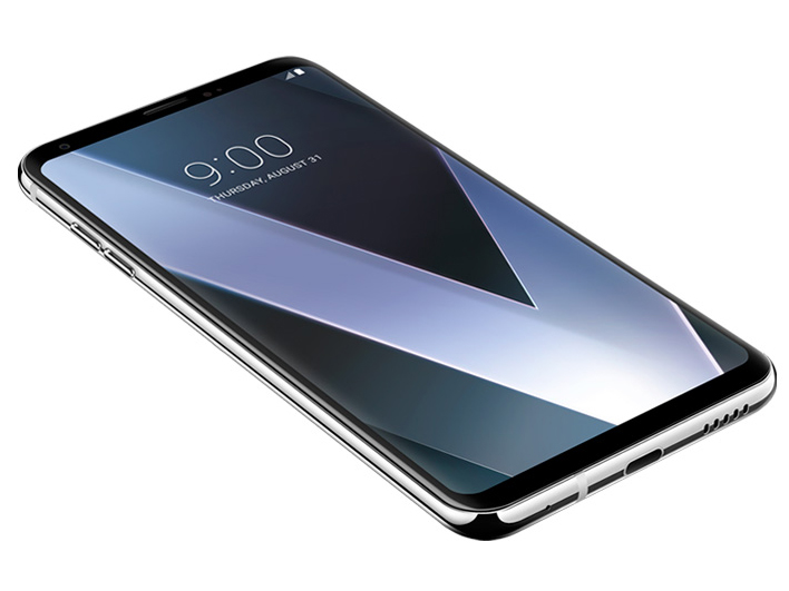 Test Lg V30 Smartphone Notebookcheck Com Tests