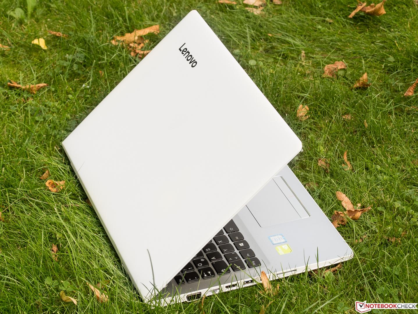 Test Lenovo Ideapad 510-15ISK Notebook - Notebookcheck.com ...