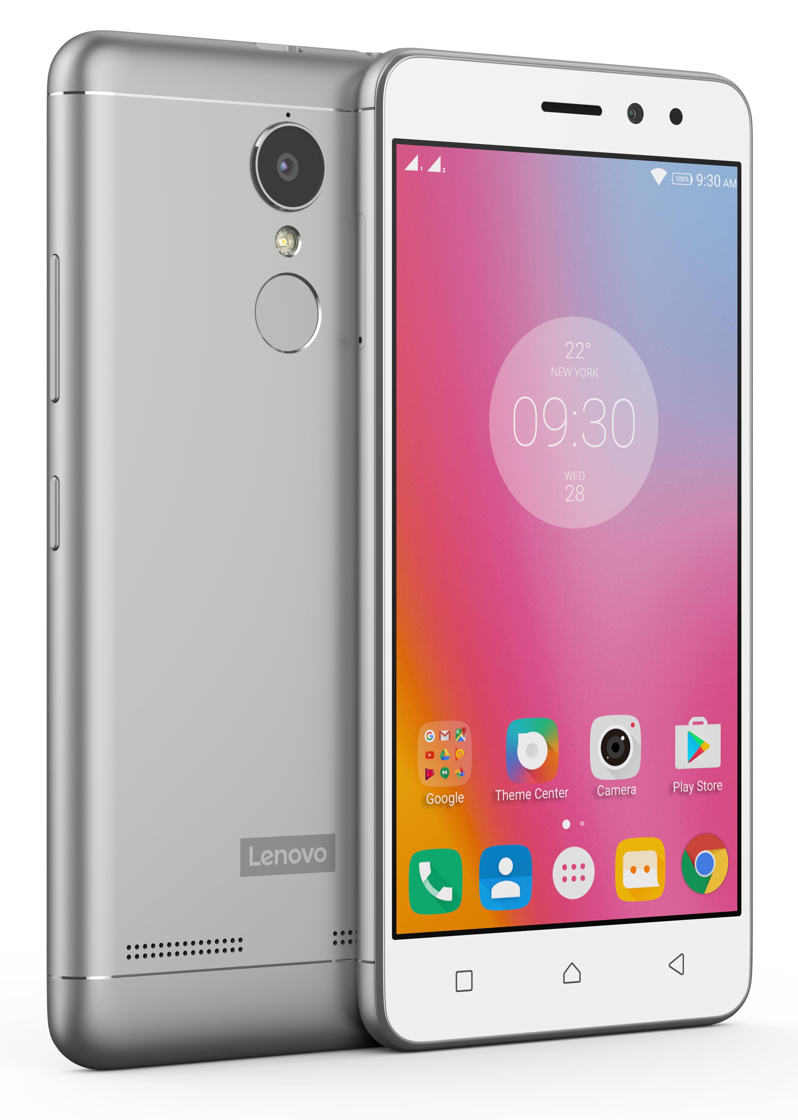 Test Lenovo K6 Smartphone - Notebookcheck.com Tests