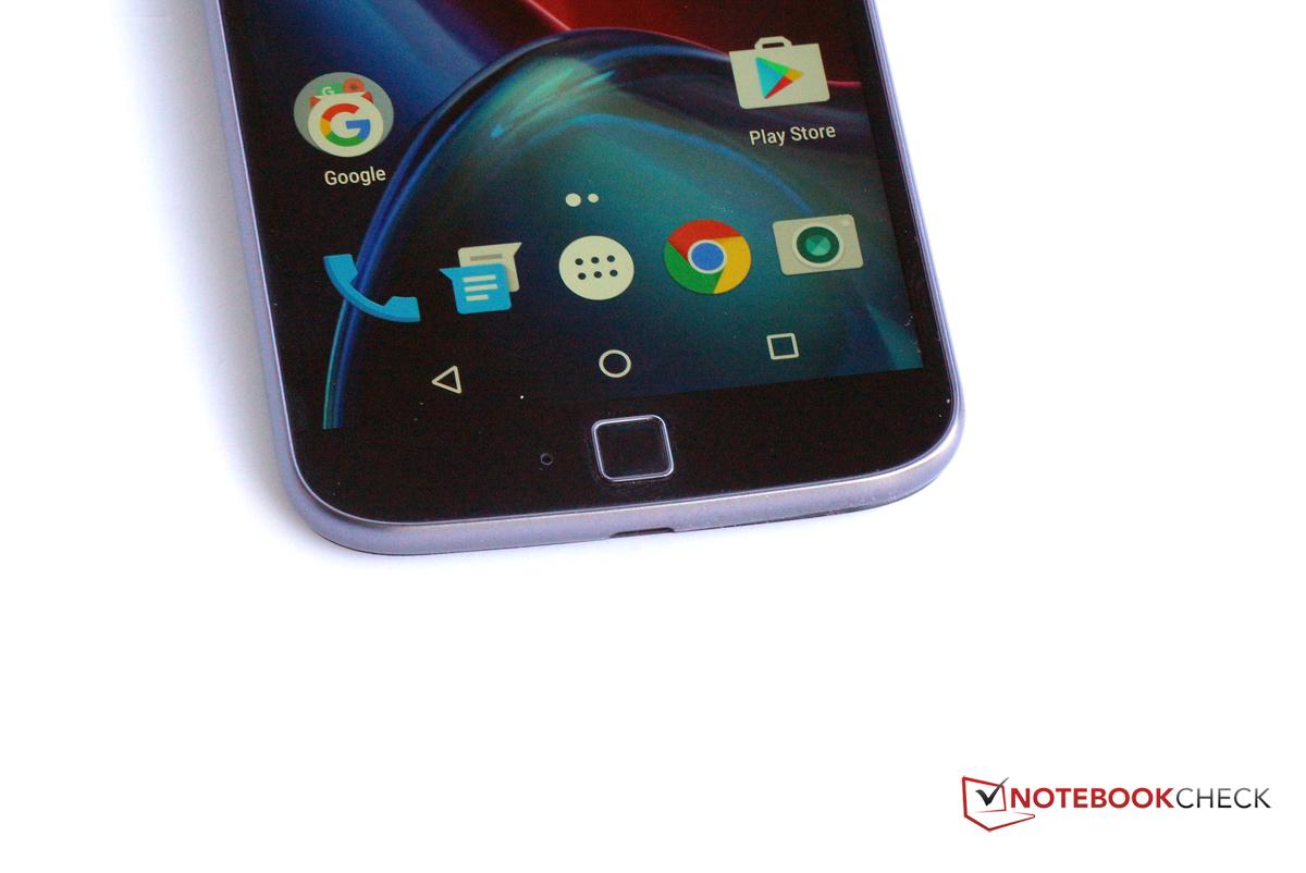 Test Lenovo Moto G4 Plus Smartphone