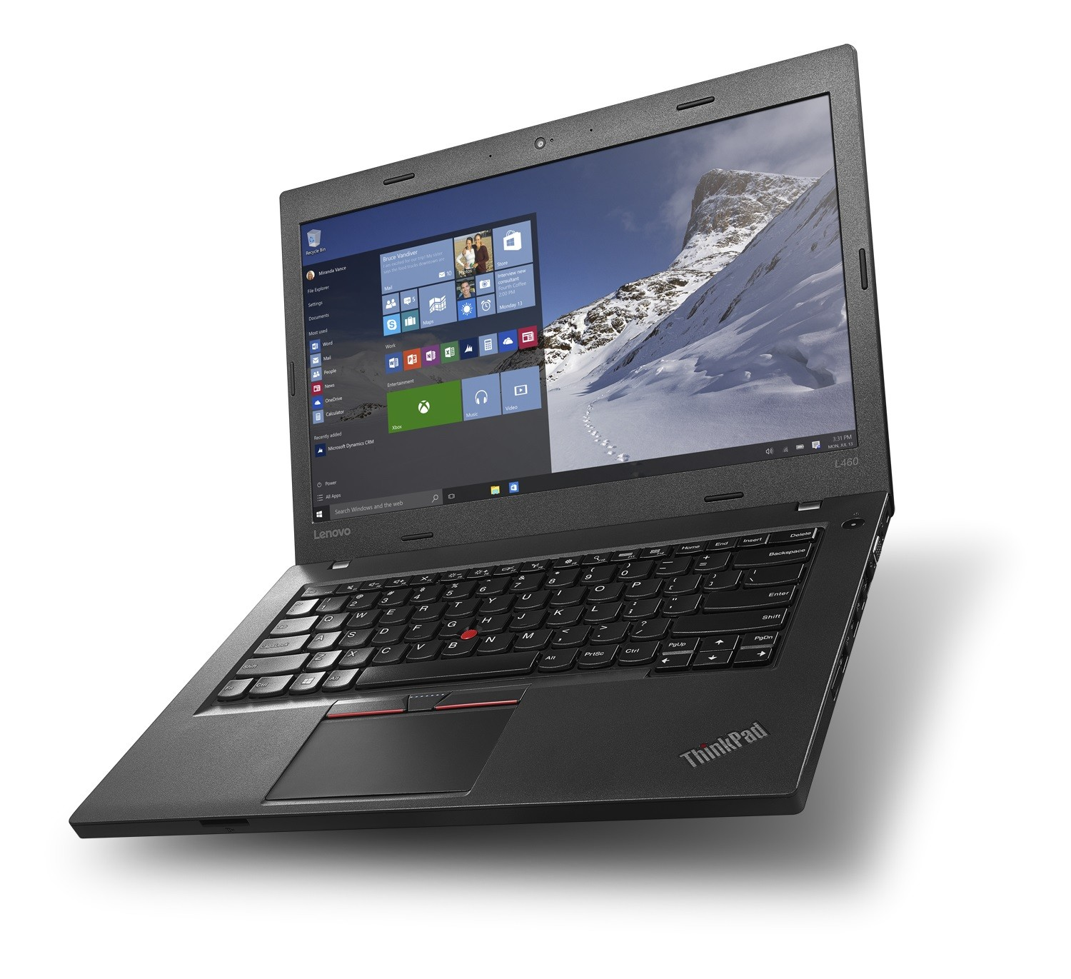 Test Lenovo ThinkPad L460-20FVS01400 Notebook ...