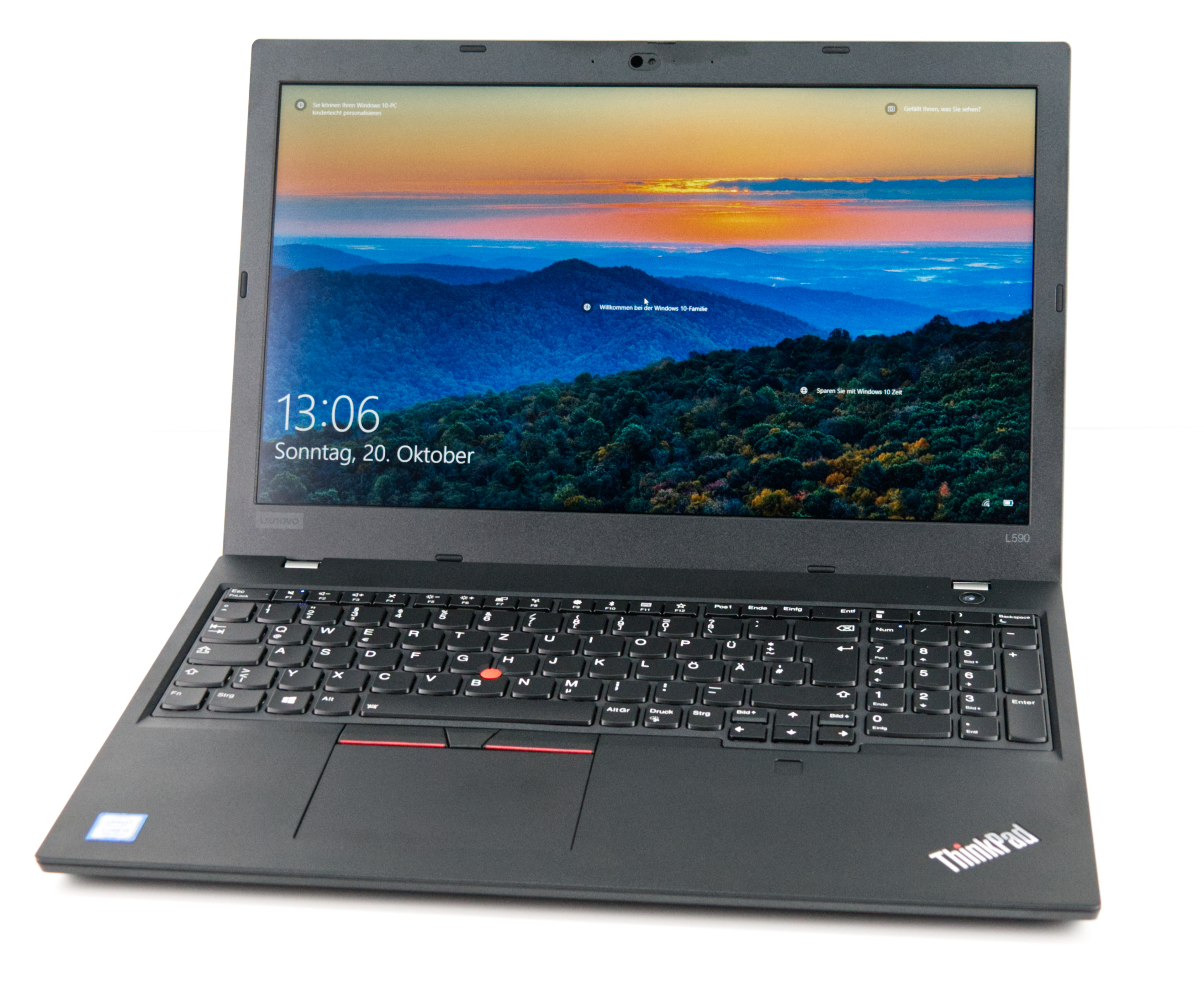 Lenovos ThinkPad L590 bleibt hinter den Erwartungen