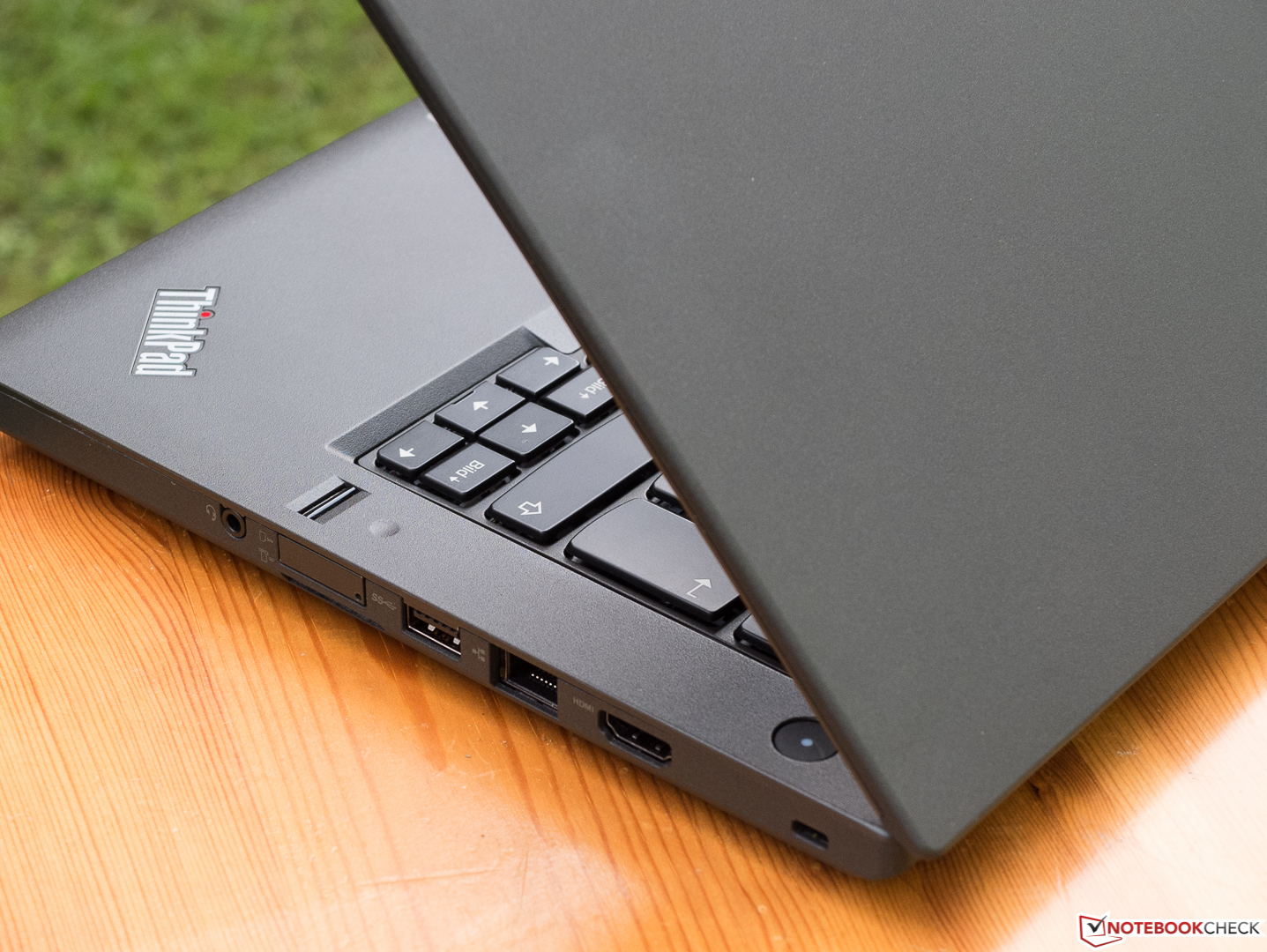 Test Lenovo ThinkPad T460 (Core i5, Full-HD) Notebook ...