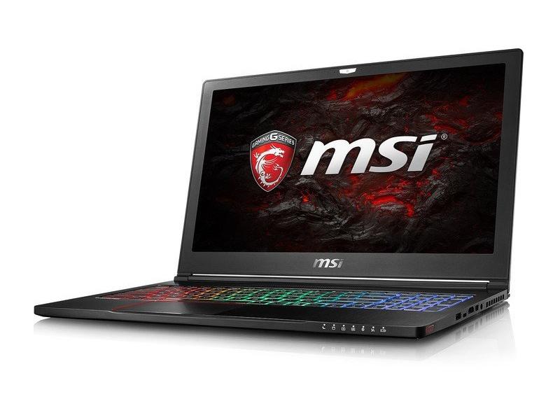 Test MSI GS63VR 7RG Stealth Pro (i7-7700HQ, GTX 1070 Max-Q, Full-HD) Laptop