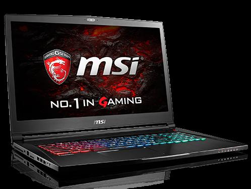 Test MSI GS73VR 7RG (i7-7700HQ, GTX 1070 Max-Q, FHD) Laptop