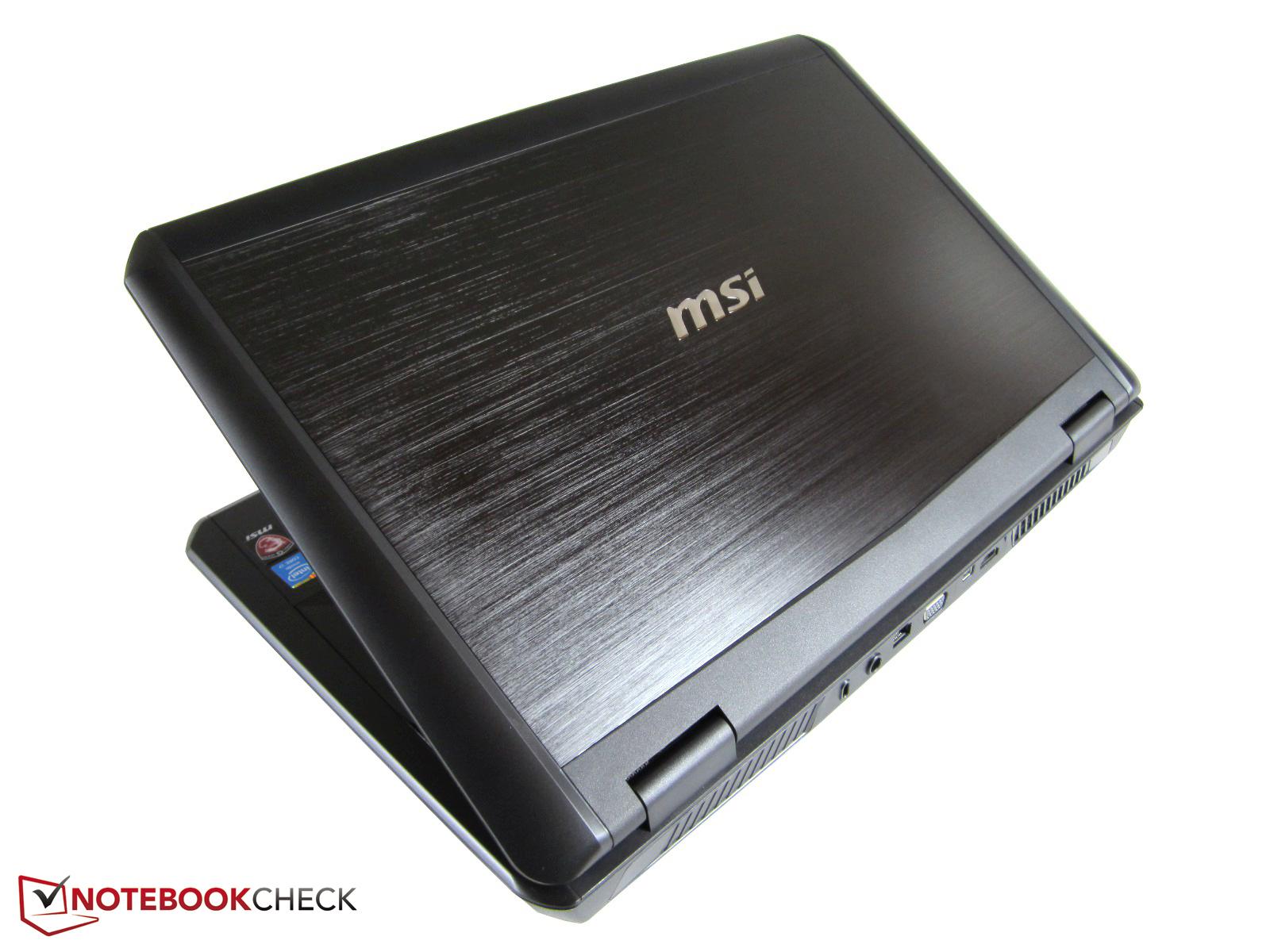 test msi gt70h 80m4811b notebook tests. Black Bedroom Furniture Sets. Home Design Ideas