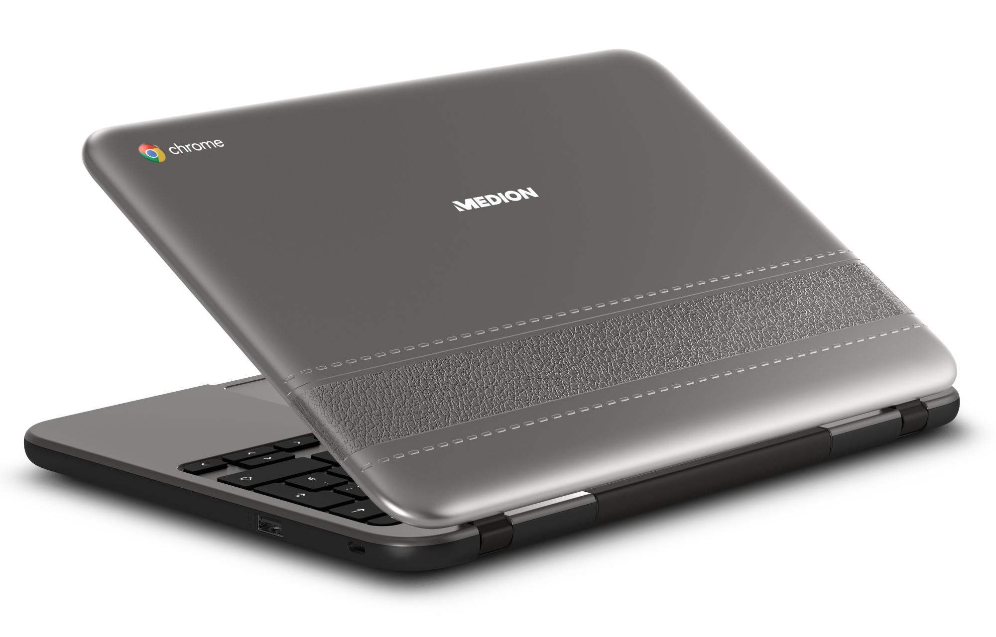 Test Medion Akoya S2015 Chromebook