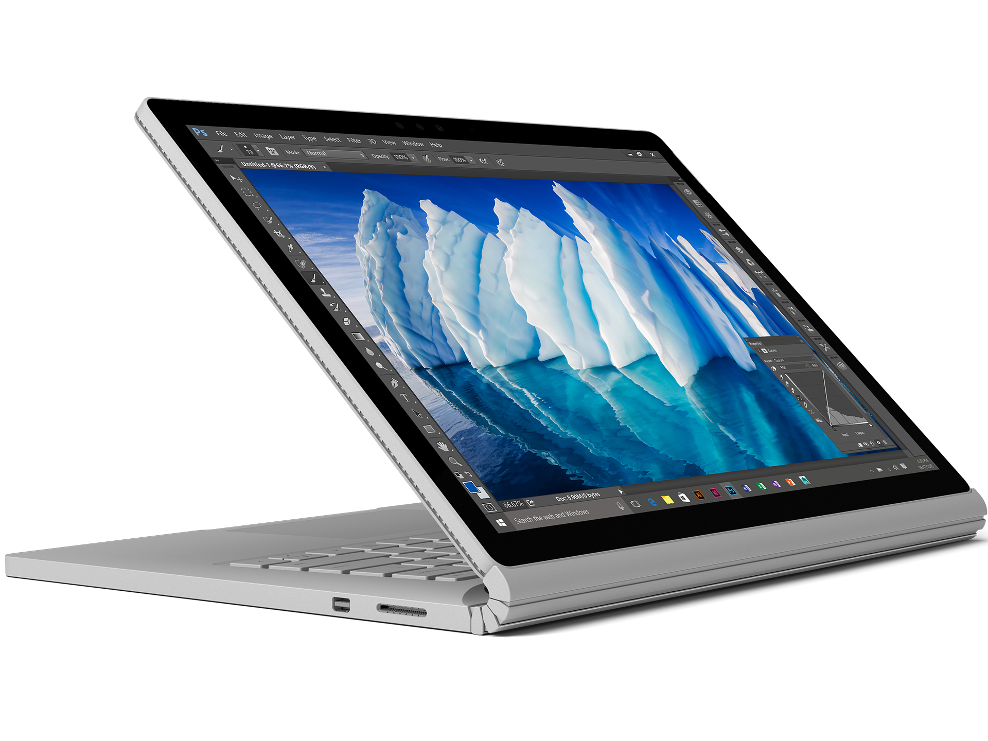Test Microsoft Surface Book Mit Performance Base GTX 965M