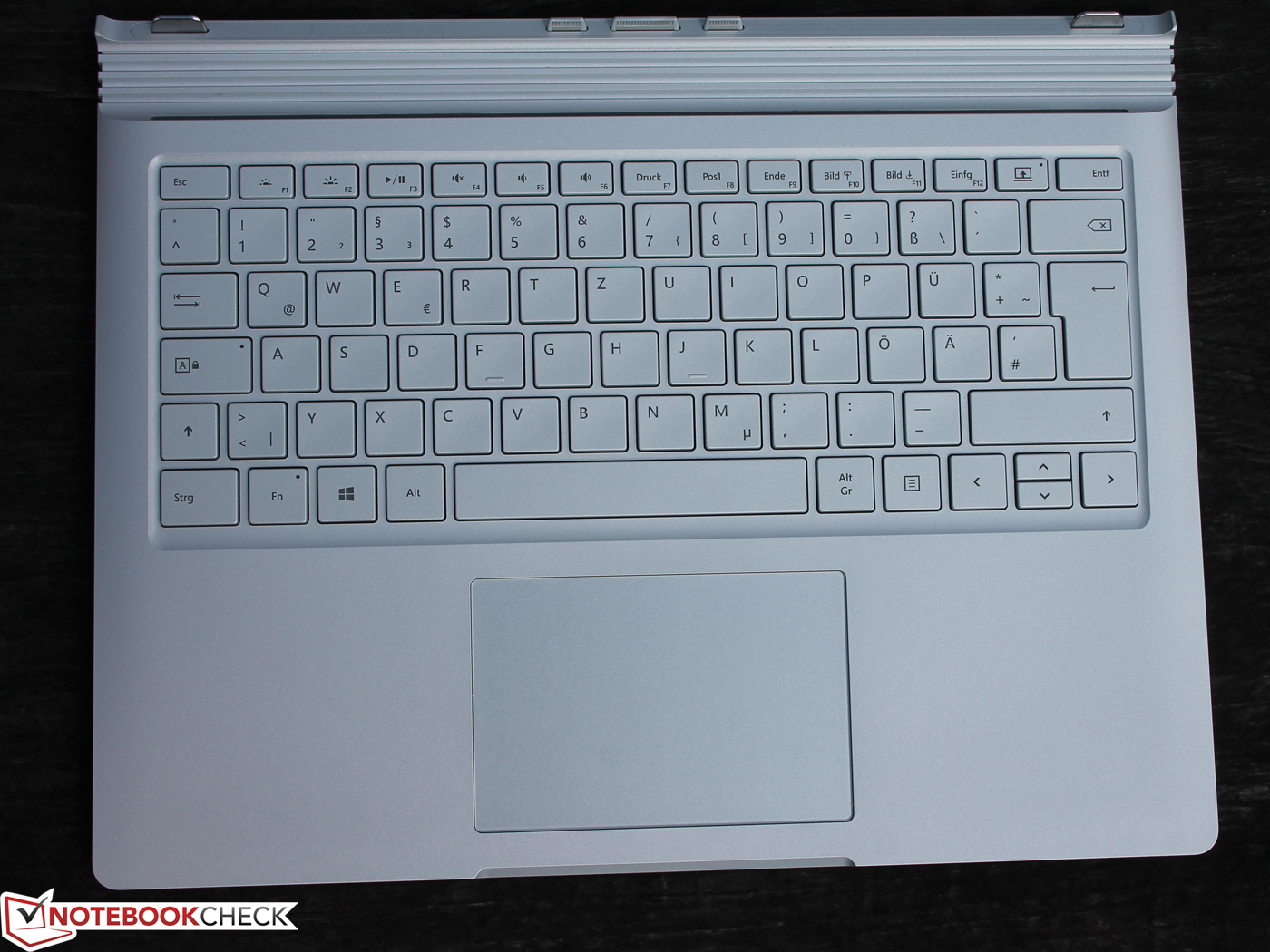 Test Microsoft Surface Book mit Performance Base (GTX 965M ...