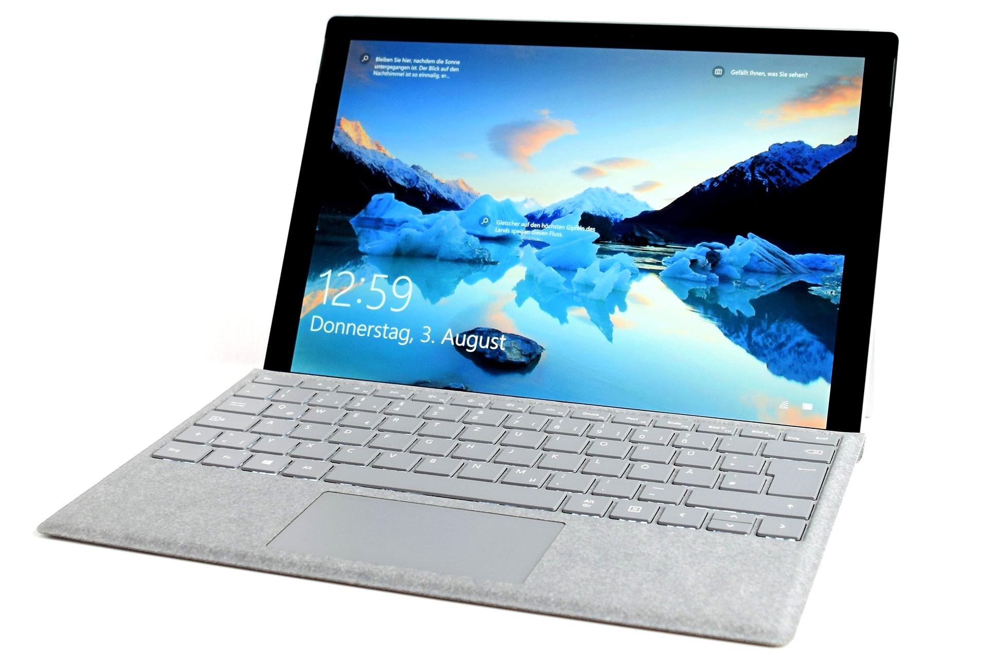 Test Microsoft Surface Pro 20 Core m20, 20GB, 20GB ...