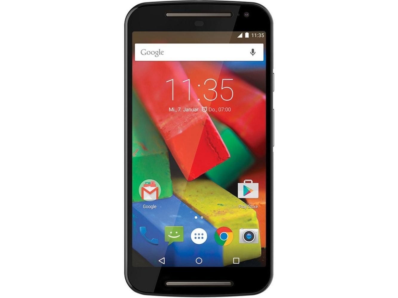 Test Motorola Moto G 2. Gen 4G Smartphone