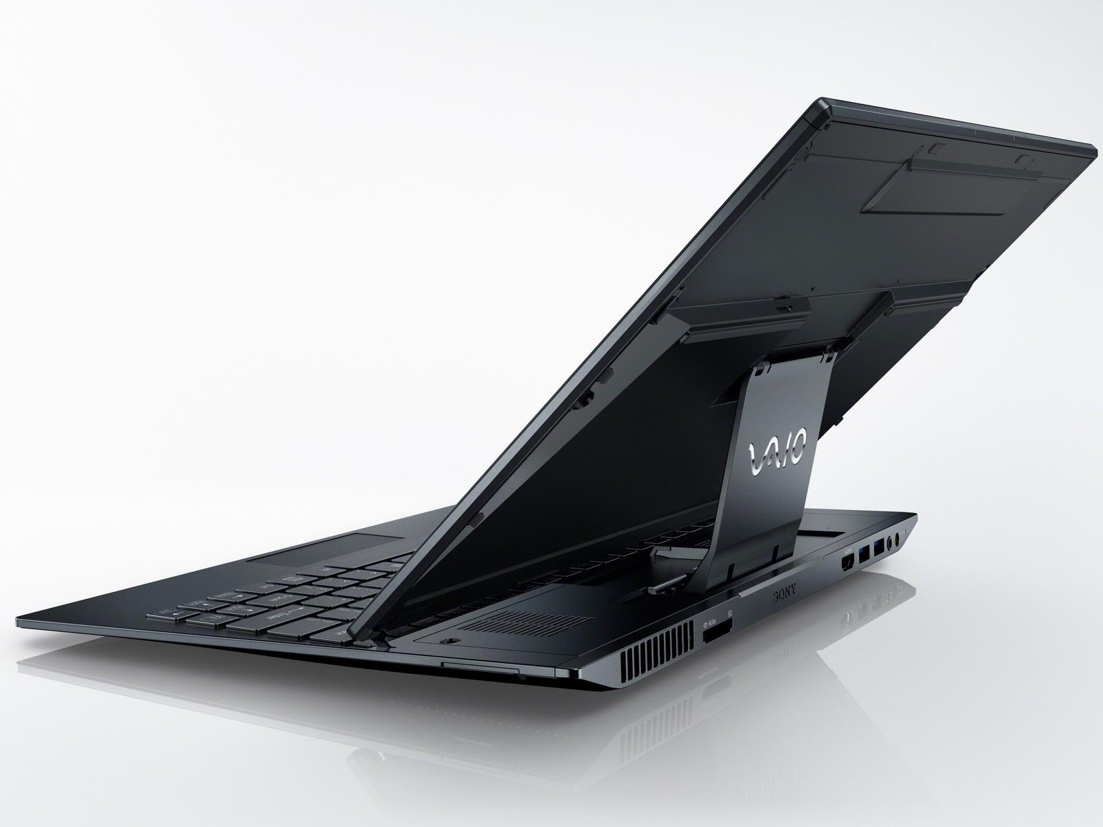 Sony Vaio Duo 13 Hybrid Ultrabook Mit Haswell Im Surf
