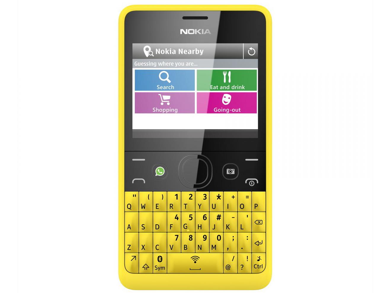 Whatsapp Fähiges Handy Mit Tastatur