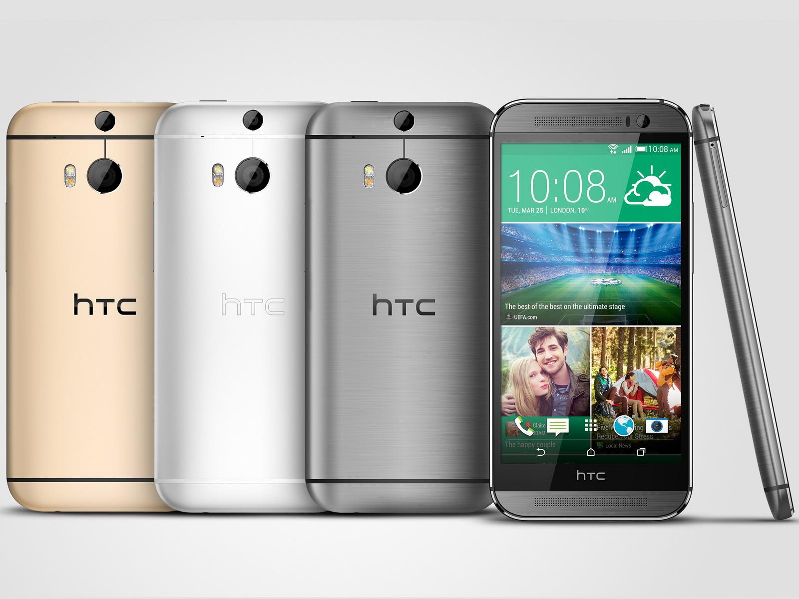 htc das neue smartphone flaggschiff htc one m8 ist da