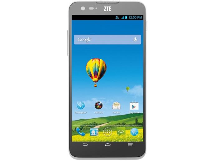 ZTE: 5-Zoll-LTE-Smarphone ZTE Grand S Flex für 300 Euro ...