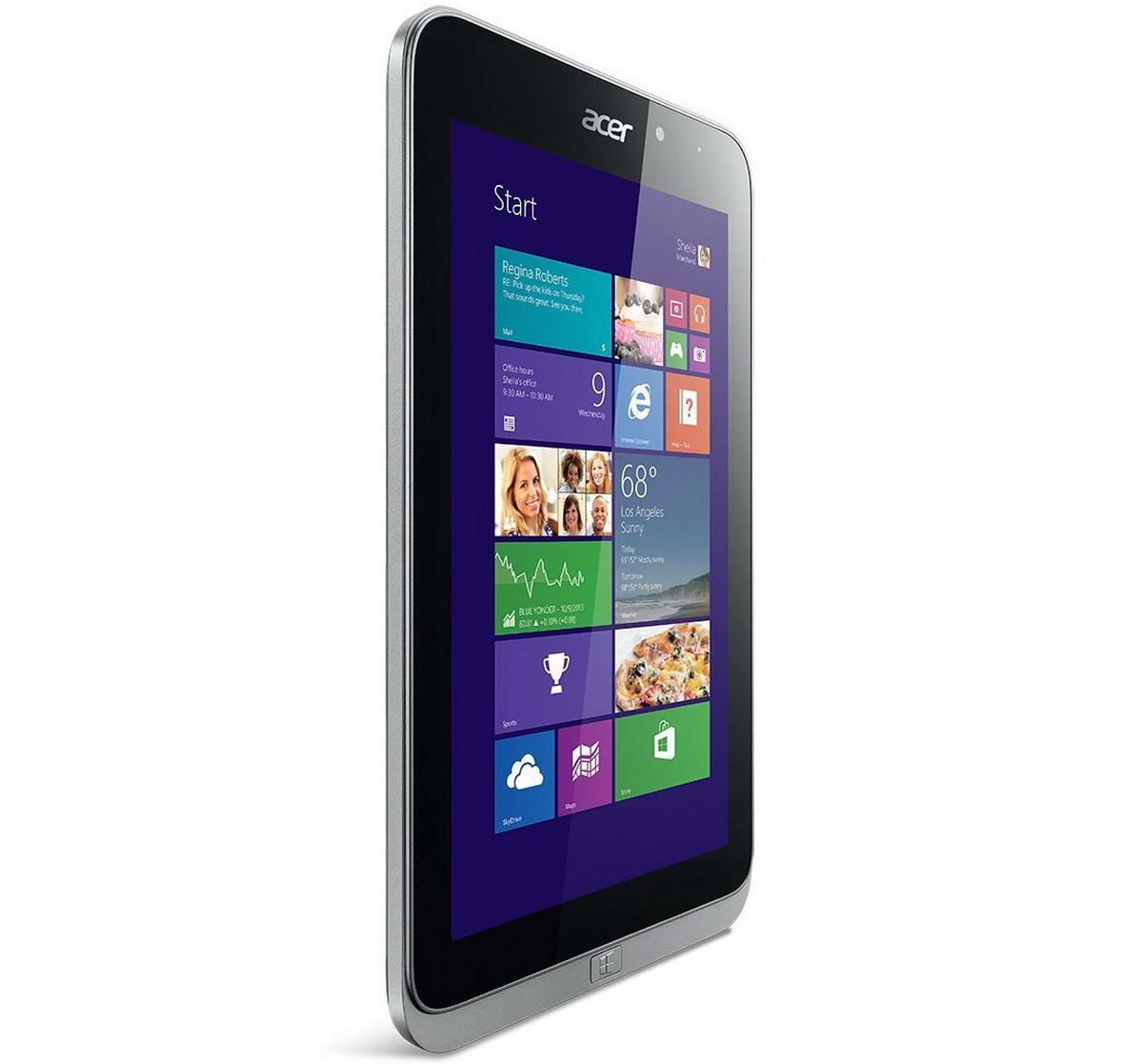 Acer 8 Windows Tablet Iconia W4 820 Fur 300 Euro