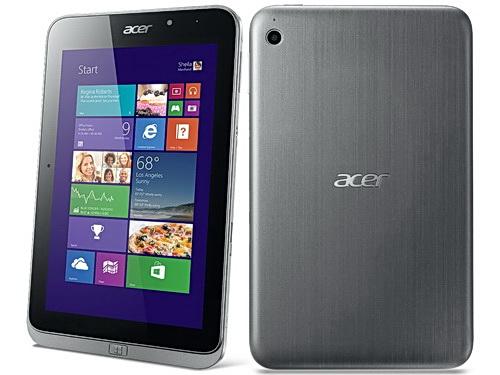 Acer: 8-Zoll-Windows-Tablet Iconia W4-820P und W4-821P mit ...