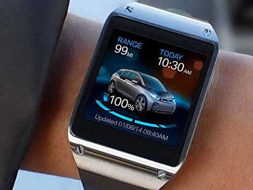 Samsung Gear S Iphone App