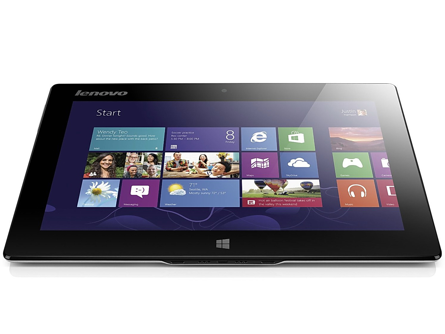 Lenovo: IdeaPad Miix 10 für 500 Euro erhältlich ...