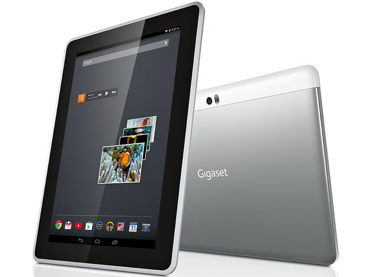 gigaset android tablets qv830 und qv1030 news. Black Bedroom Furniture Sets. Home Design Ideas