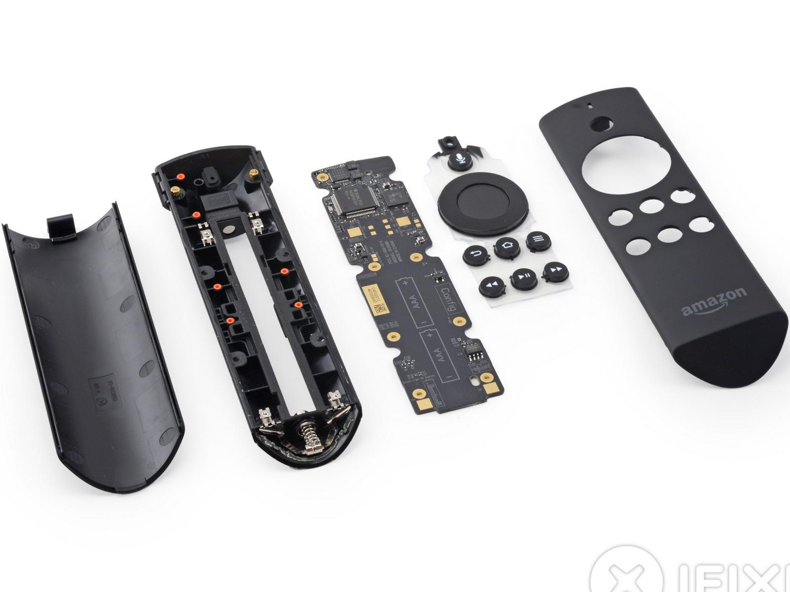 Teardown: iFixit nimmt Amazon Fire TV auseinander ...