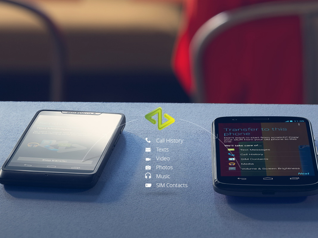 motorola 4 5 zoll smartphone moto g vorgestellt. Black Bedroom Furniture Sets. Home Design Ideas