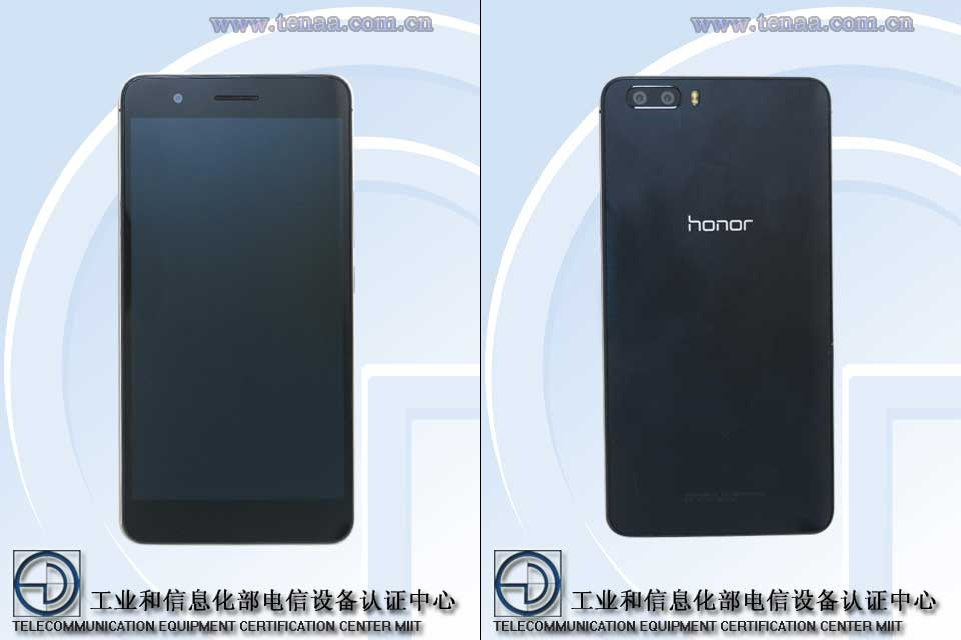 huawei honor 6 plus smartphone mit doppelkamera kommt am 16 dezember news. Black Bedroom Furniture Sets. Home Design Ideas