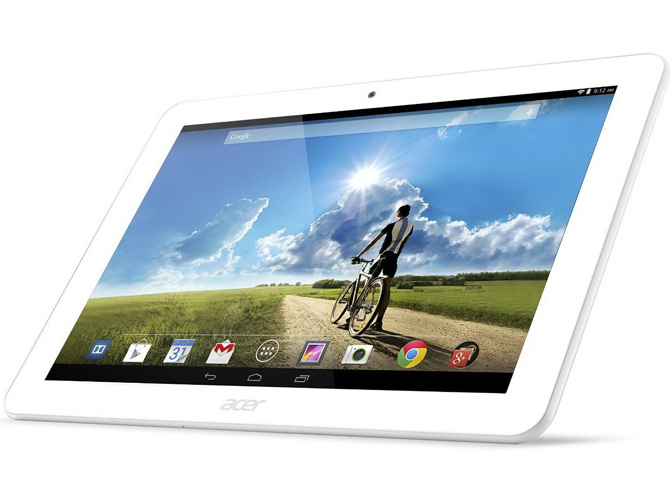 acer iconia tab 10 a3 a20 android tablet mit 10 1 zoll. Black Bedroom Furniture Sets. Home Design Ideas