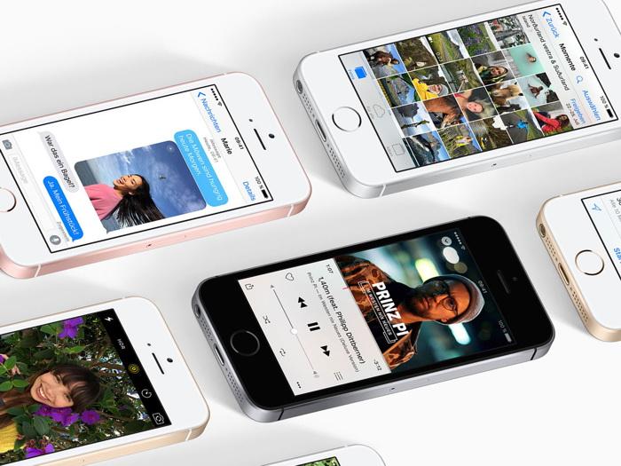 Apple Iphone Se Wer Kauft Das 4 Zoll Smartphone