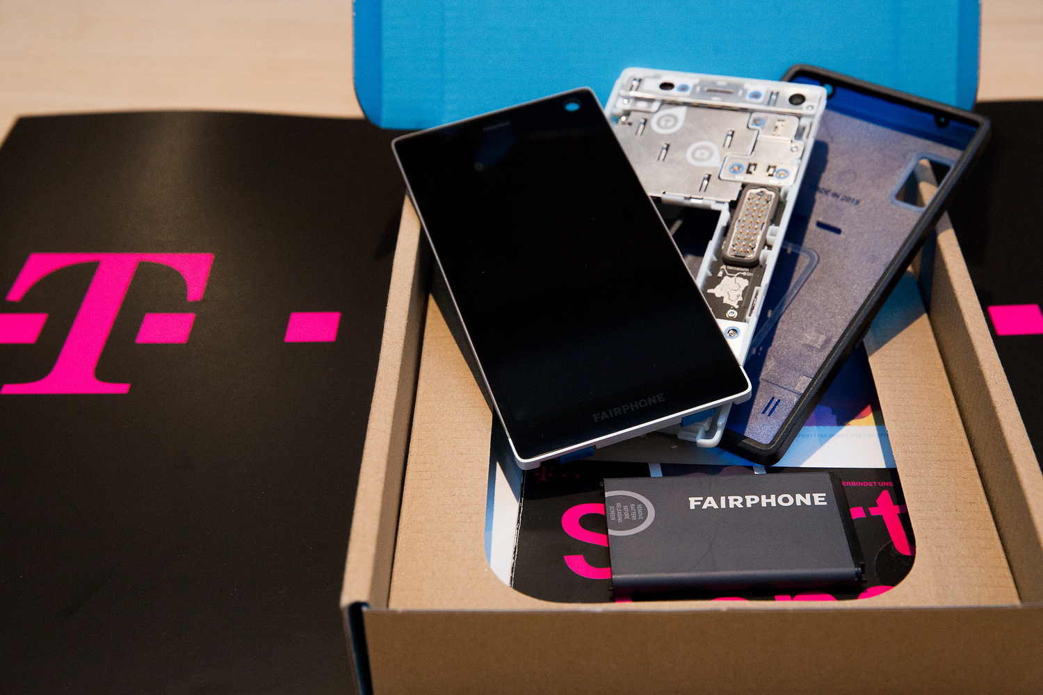 fairphone 2 ab 24 m rz 2016 bei t mobile sterreich. Black Bedroom Furniture Sets. Home Design Ideas