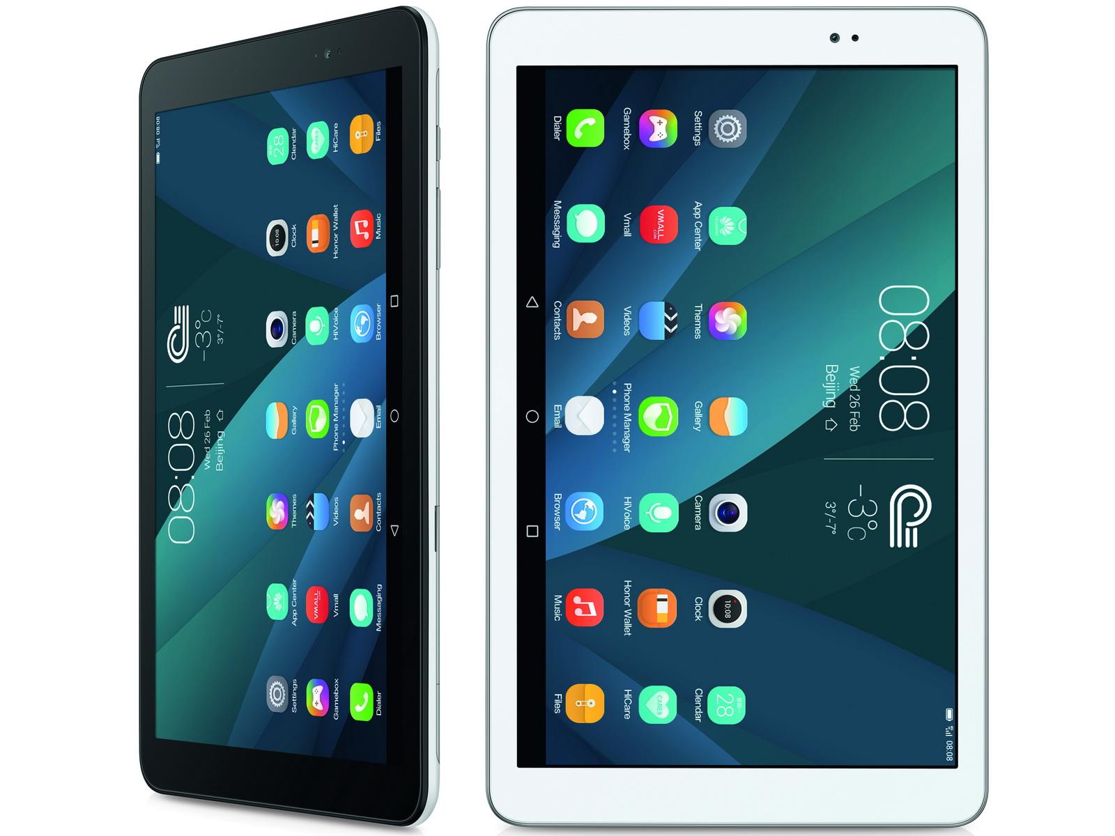 Tablets Huawei MediaPad T1 7.0 und T1 10