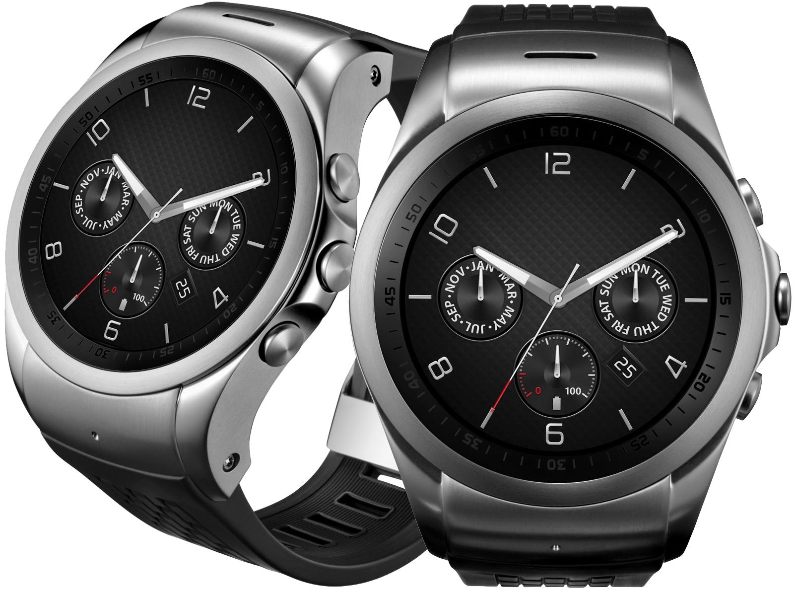 LG Watch Urbane LTE: Smartwatch als LTE-Phone ...