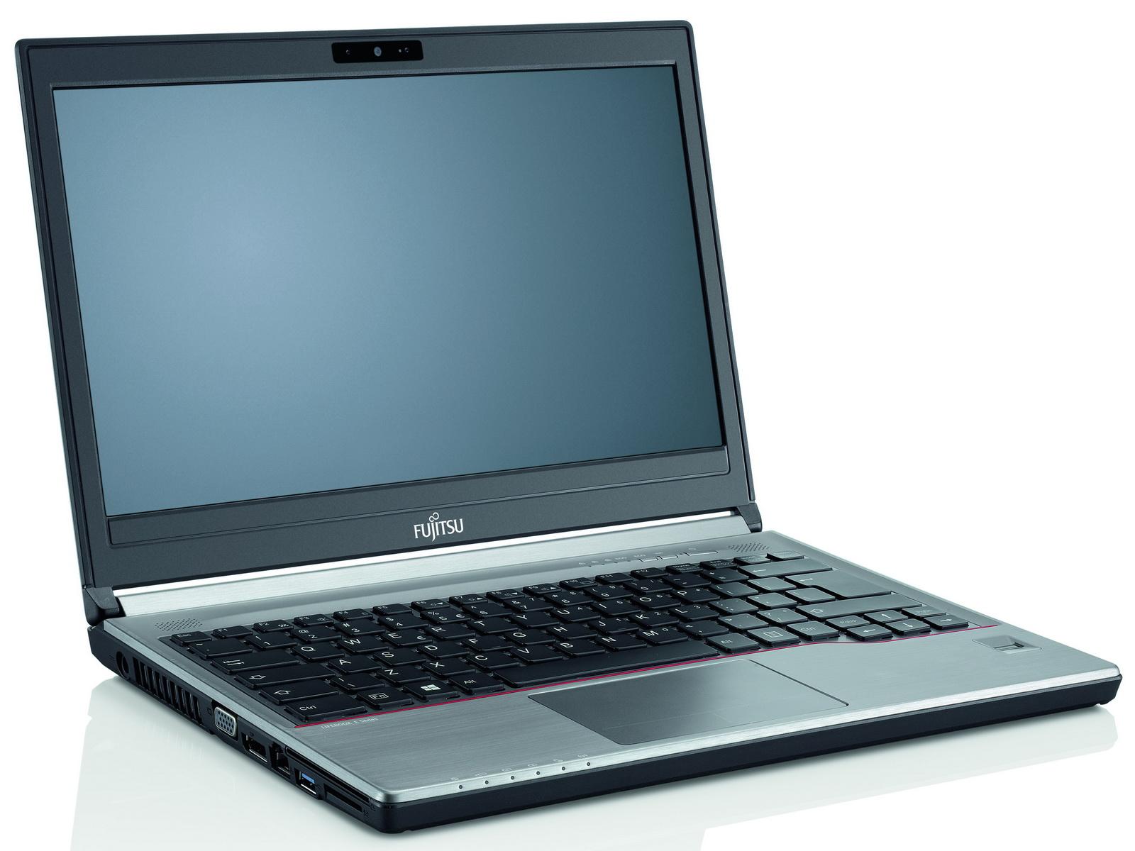 Fujitsu Neue Notebooks Der Lifebook E Serie F 252 R