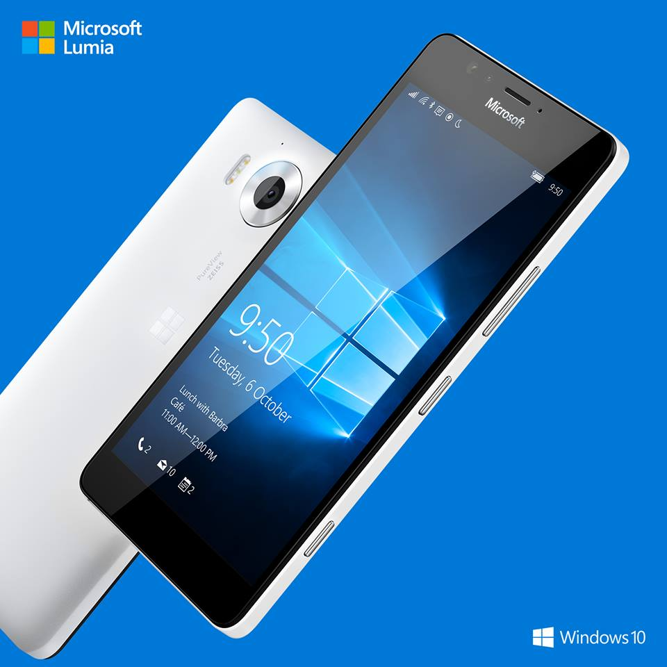 Microsoft Lumia 950 Und Lumia 950 Xl Vorgestellt
