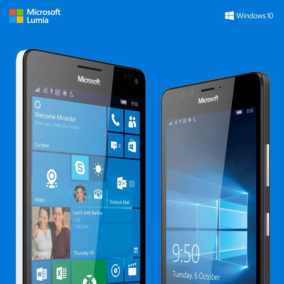 Microsoft: Lumia 950 und Lumia 950 XL vorgestellt ...