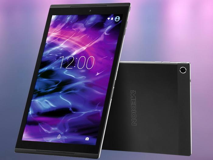 Medion stellt 10,1-Zoll-Tablets P10505 und X10300 mit Full ...