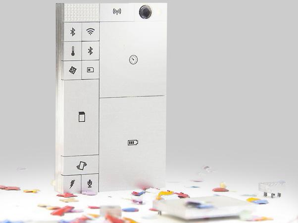 Projet Ara, el 'smartphone' modulaire de Google, llegará en ...