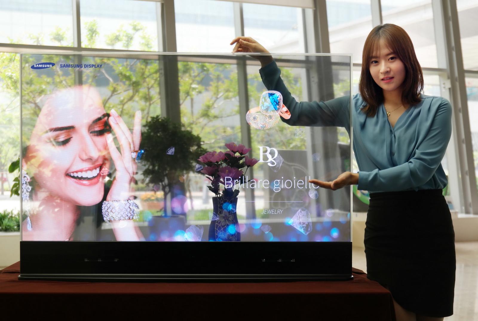 Spiegel Tv Samsung : Samsung: spiegel displays und transparente oled displays