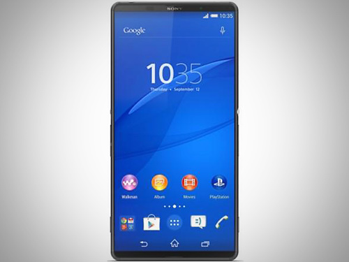 sony smartphone xperia z4 mit 5 2 zoll display. Black Bedroom Furniture Sets. Home Design Ideas