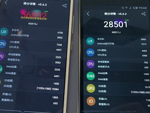 given zte nubia z9 max antutu ask how
