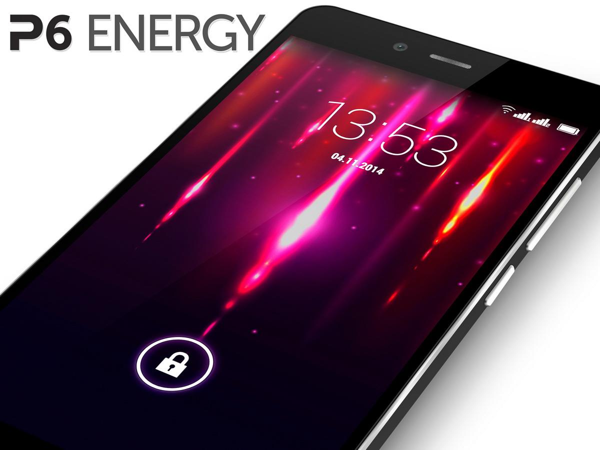 Allview P6 Energy 5 Zoll Smartphone Mit Dual Sim Für 190 Euro