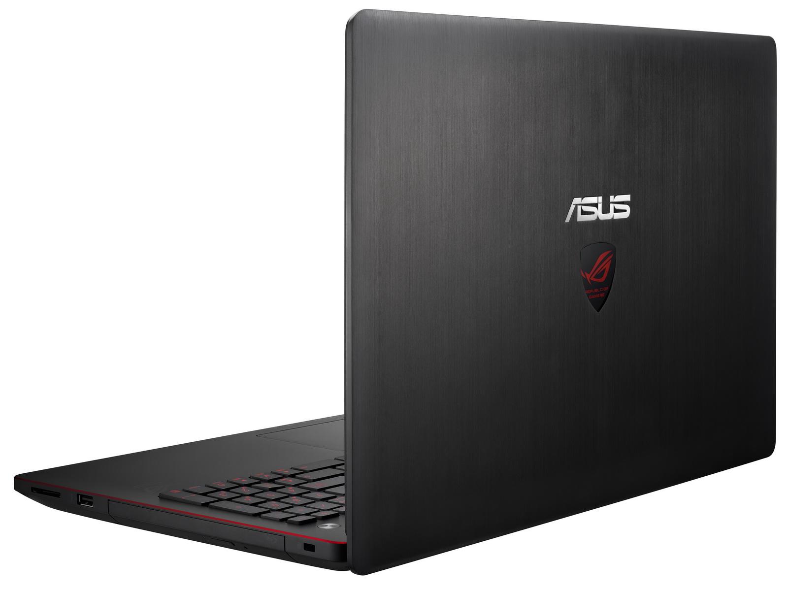 Asus ROG GL550JK: 15-Zoll-Gamer mit GeForce GTX 850M ab ...