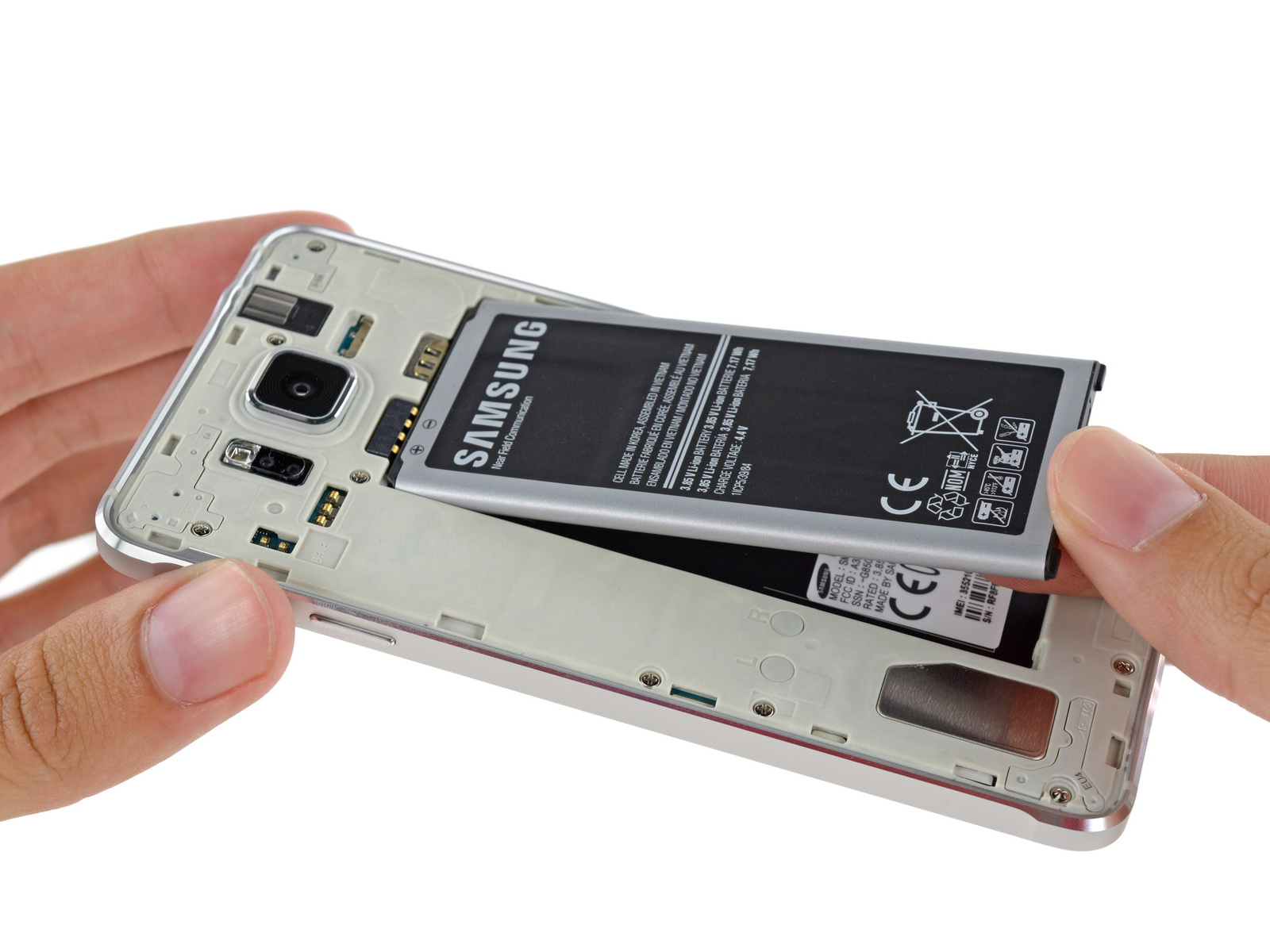 how to change time disply on a samsung galaxy s5